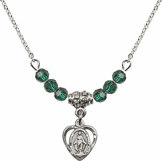 Miraculous Heart Necklaces
