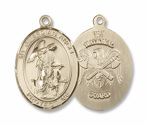 National Guard 14kt Gold Jewelry