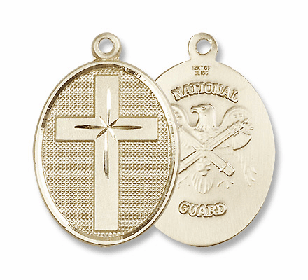 National Guard Gold-Filled & Plated Gold Jewelry