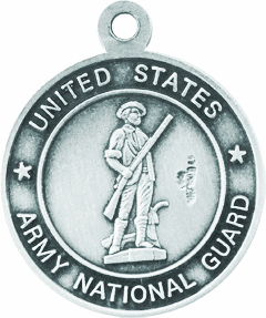 National Guard Military Medals