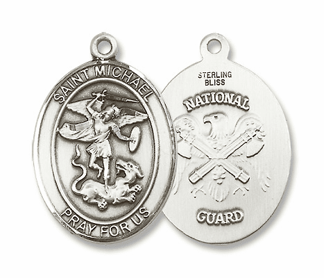 National Guard Pewter & Sterling-Filled Jewelry