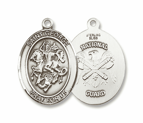 National Guard Sterling Silver Jewelry