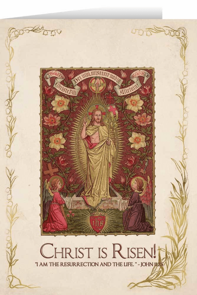 Nelson Easter and Passover Greeting Cards