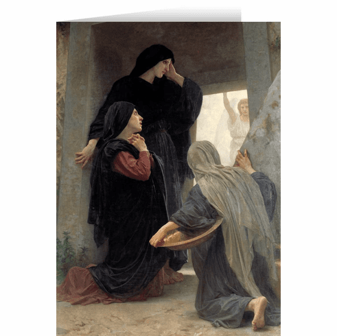 Nelson Women at the Tomb II Easter Season Greeting Card