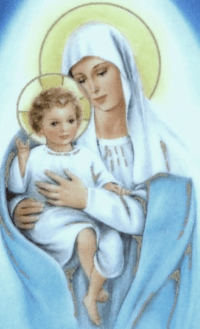 Novena Prayers to Our Lady  of the Snows