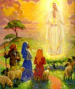 Novena to Our Lady Of Fatima
