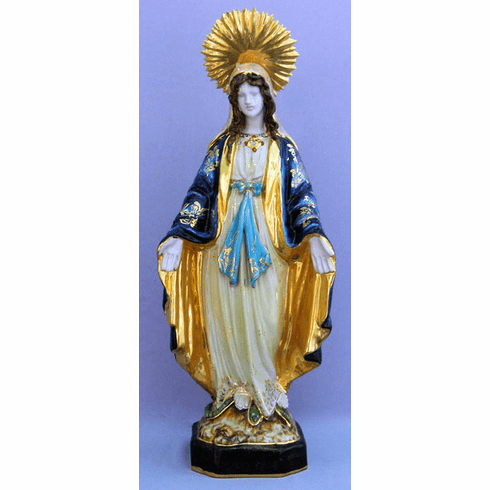 Our Lady of Grace Statue by Carmine Apolito