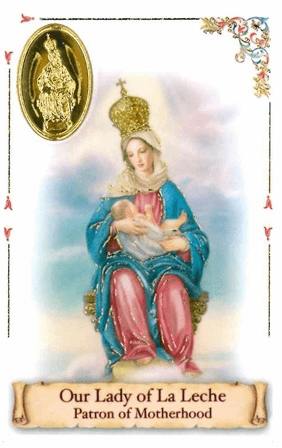 Our Lady of Laleche Prayers