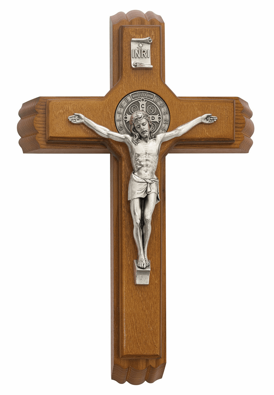 Patron Saint & Devotional Crucifixes & Crosses