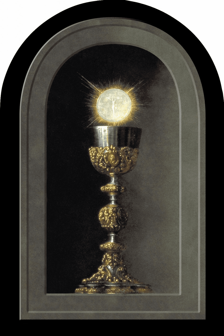 Prayer to the Most Blessed Sacrament
