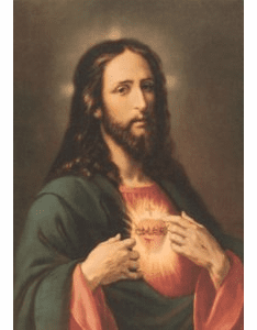 Prayer to the Sacred Heart