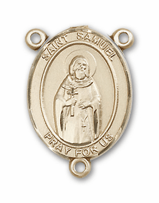 S-T Bliss Male Patron Saint Rosary Center Parts and Supplies