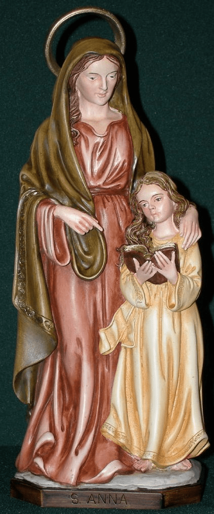 Saint Statues from Italy