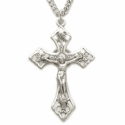 Singer Cross and Crucifix Jewelry