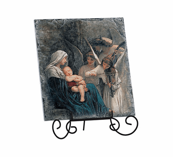Song of Angels Marco Sevelli 8 x 10 Plaque by Sacred Traditions