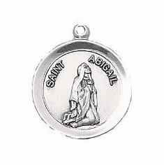 St Abigail Saint Medals & Gifts