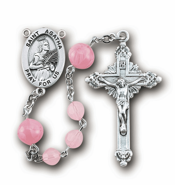 St Agatha Rosaries and Christian Gifts