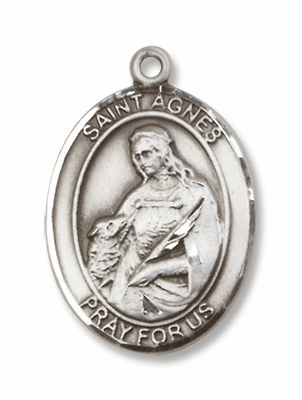 St Agnes of Rome Saint Jewelry & Gifts