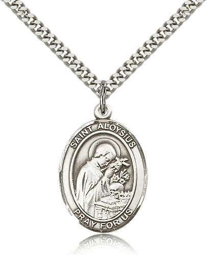St Aloysius Gonzaga Medals and Gifts