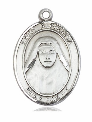 St Alphonsa of India Patron Saint of Against Illness Saint Medals & Gifts