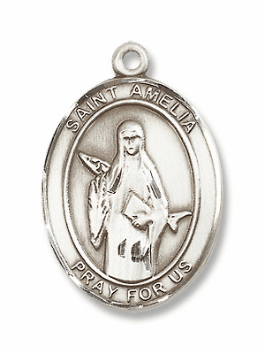 St Amelia Patron of Arm Pain and Bruises Jewelry & Gifts