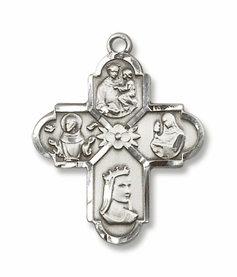 St Anthony of Padua Cross Medals