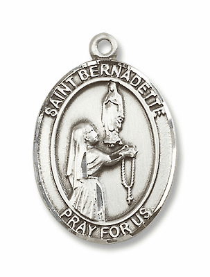 St Bernadette Patron Saint for Illness Saint Jewelry & Gifts