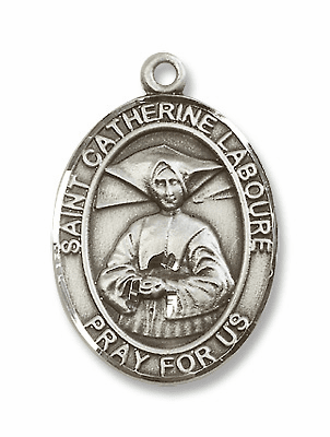 St Catherine Laboure Patron Saint of The Miraculous Medal Jewelry & Gifts