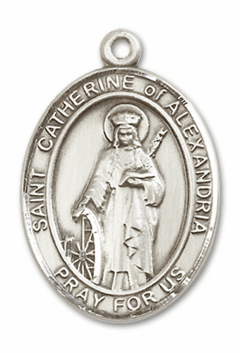 St Catherine of Alexandria Saint of Librarians/Lawyers Jewelry & Gifts