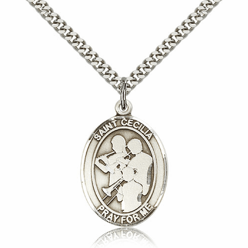 St Cecilia Marching BNecklace by Bliss