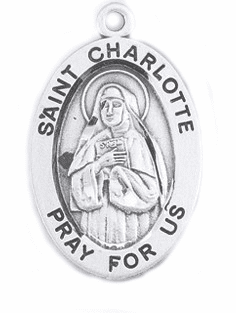 St Charlotte Medals & Gifts