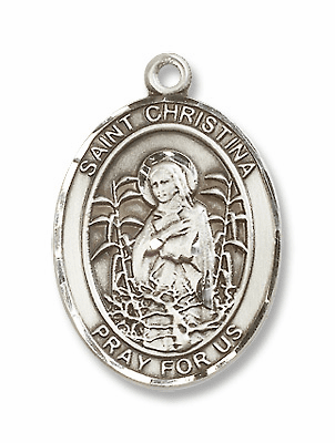 St Christina the Astonishing Jewelry & Gifts