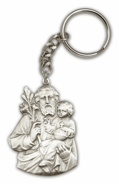 St Christopher Keychains