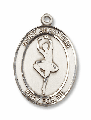 St. Christopher Women Sport Medals