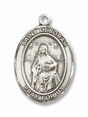 St Deborah Patron Saint of Bees and Beekeepers Jewelry & Gifts
