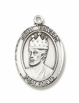 St Edward the Confessor Patron Saint for Difficult Marriages Jewelry & Gifts