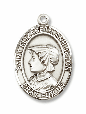 St Elizabeth Ann Seton Patron Saint for Loss Of Child/Loss Of Parent Jewelry & Gifts