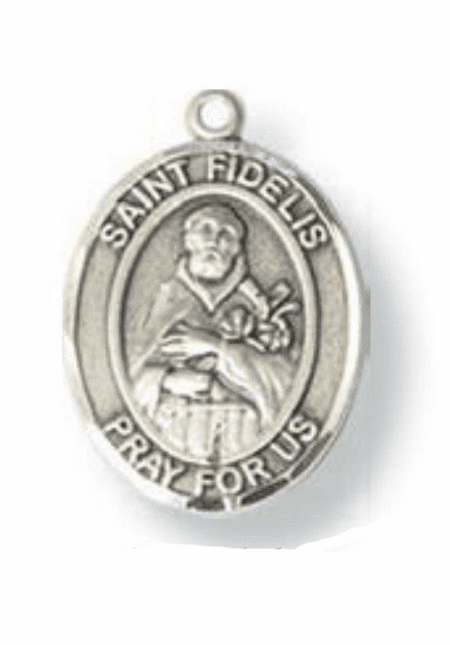 St Fidelis of Sigmaringen Patron Saint of Lawyers/Solicitors Jewelry and Gifts
