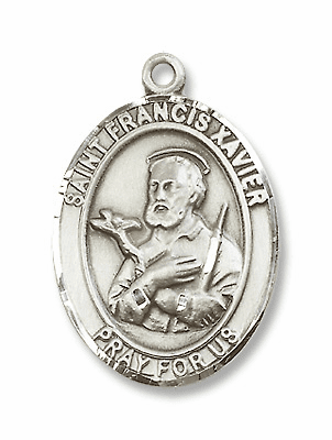 St Francis Xavier Patron Saint of Foreign Missions Jewelry & Gifts