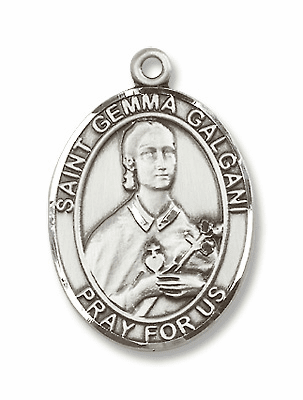 St Gemma Galgani Patron Saint of Pharmacists Jewelry & Gifts