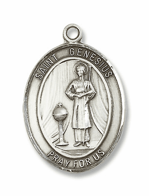 St Genesius of Rome Jewelry & Gifts