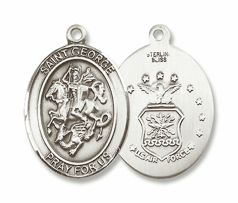 St George Military Medals