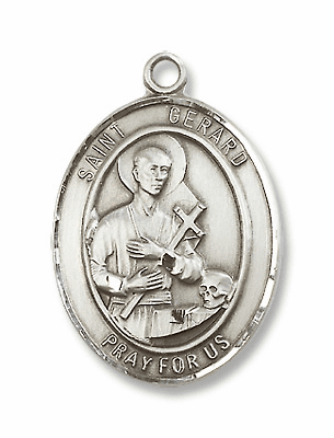 St Gerard Majella Patron Saint for Motherhood/Childbirth Jewelry & Gifts