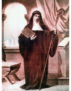 St. Gertrude the Great Prayers