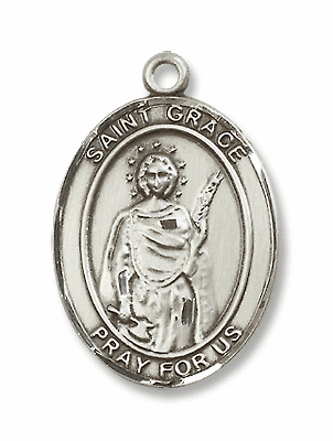 St Grace Patron Saint of Valencia, Spain Jewelry & Gifts