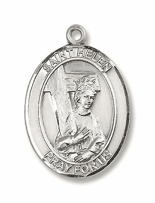 St Helen - Helena Patron Saint for Divorced People Medals & Gifts