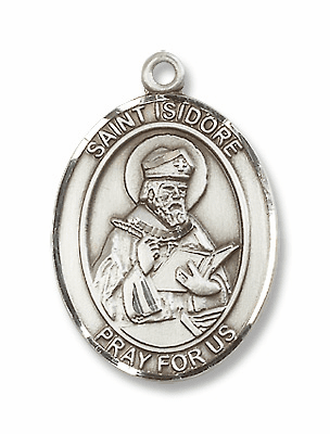 St Isidore of Seville Jewelry & Gifts
