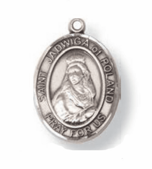 St Jadwiga of Poland Medals & Gifts