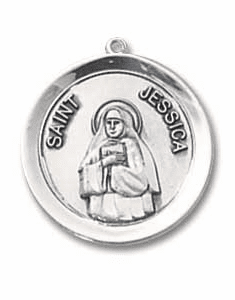 St Jessica Medals & Gifts