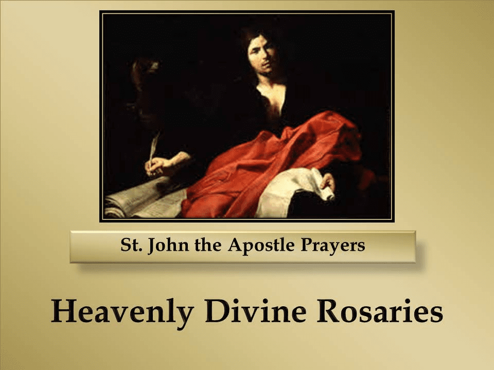 St. John the Apostle Prayers